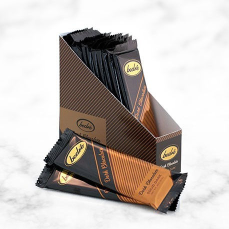 Solid Dark Chocolate 12-pk