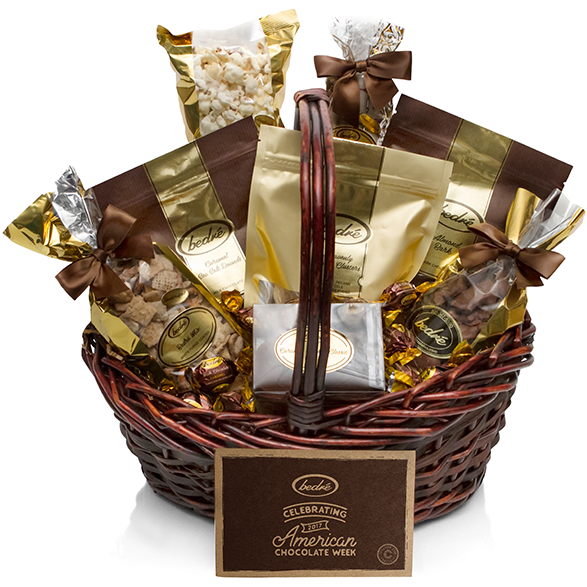 Bedré Chocolate Celebration Basket