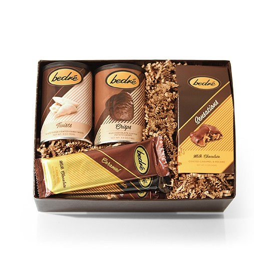 Chocolate Treasures Gift Box
