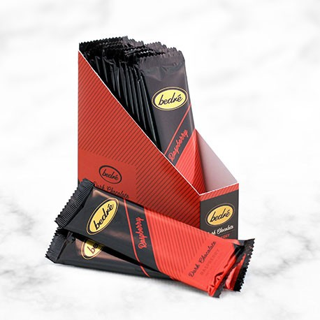Dark Chocolate Raspberry 12-pk