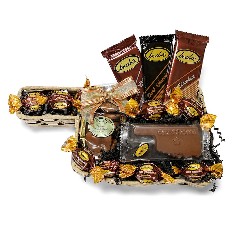 Oklahoma Favorites Gift Basket