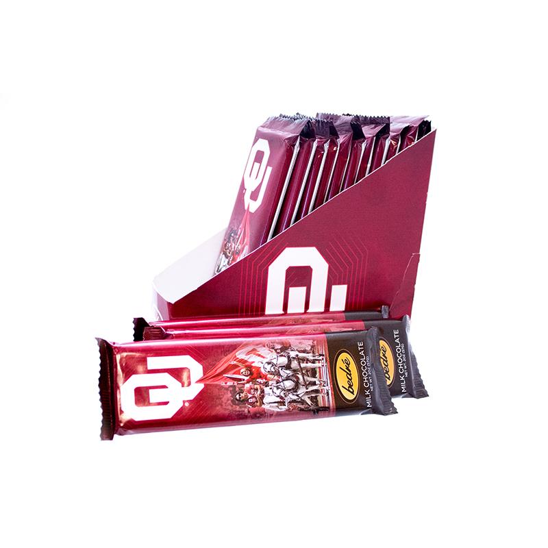Bedré OU chocolate bars 12 count