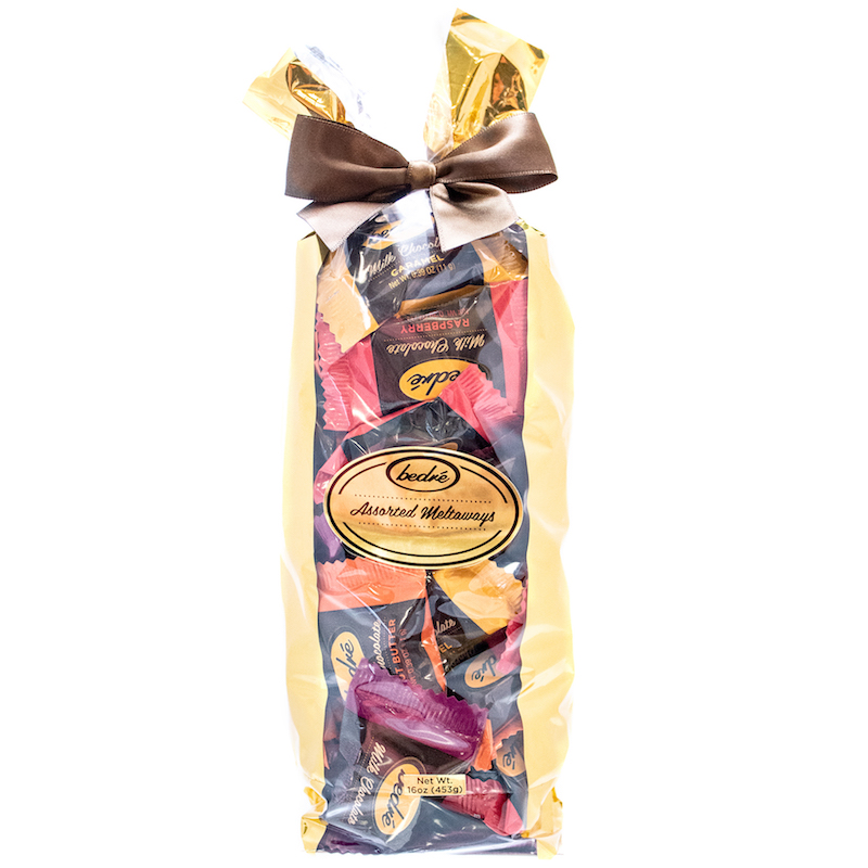 Assorted Meltaway Squares Gift Bag