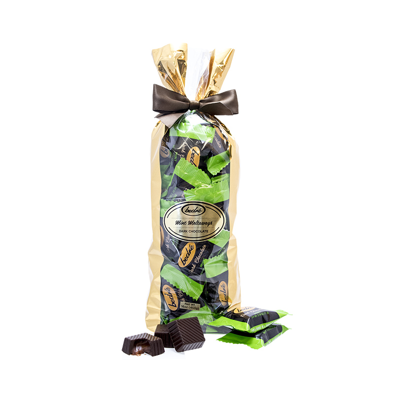 Dark Chocolate Mint Meltaway Gift Bag