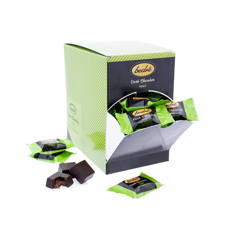 Dark Chocolate Mint Meltaways Box
