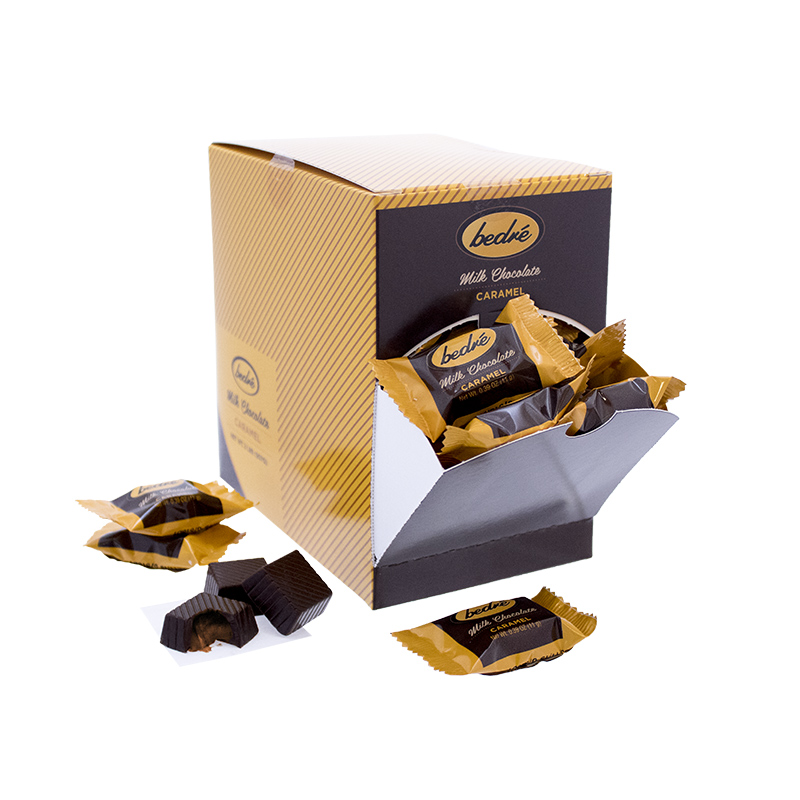 Caramel Meltaway box