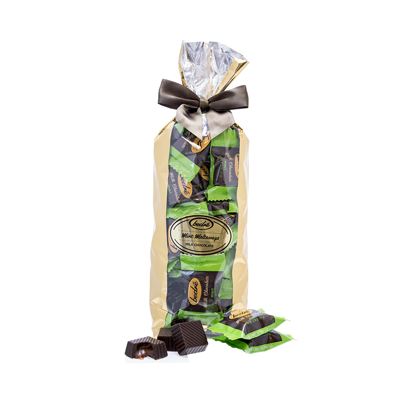 Milk Chocolate Mint Meltaway Gift Bag