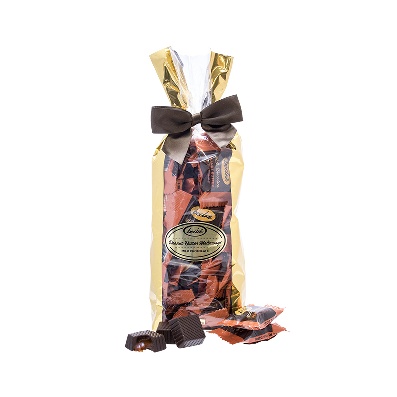 Milk Chocolate Peanut Butter Meltaways - 1lb Bag