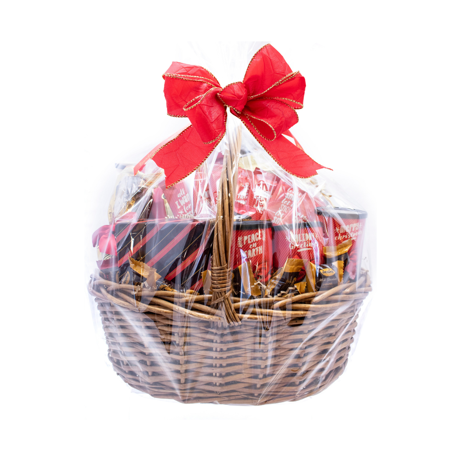 Small Ultimate Gift Basket - Bedré Fine Chocolate
