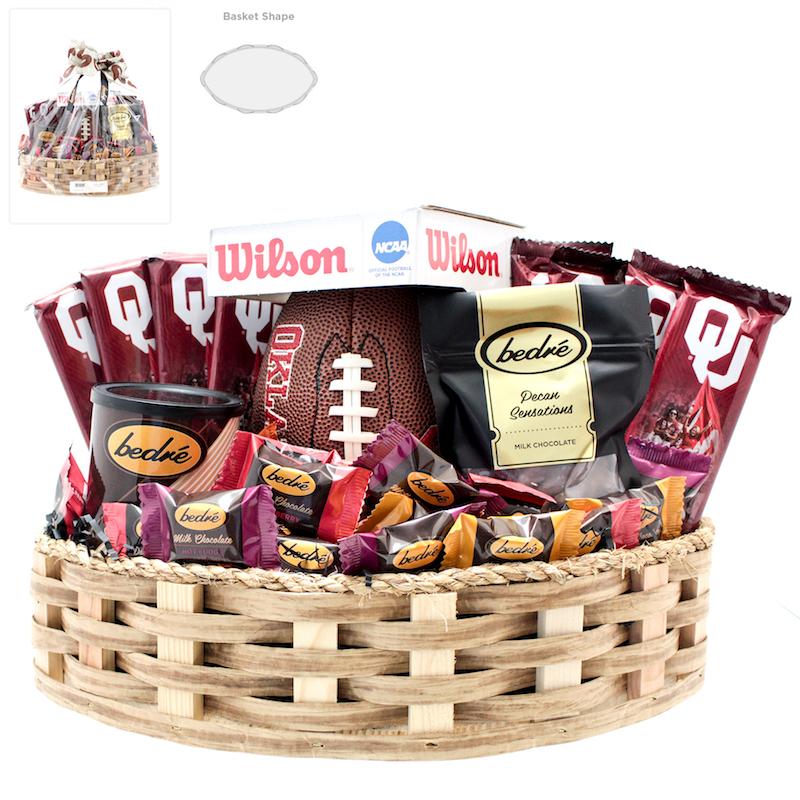 OU #1 Fan Basket