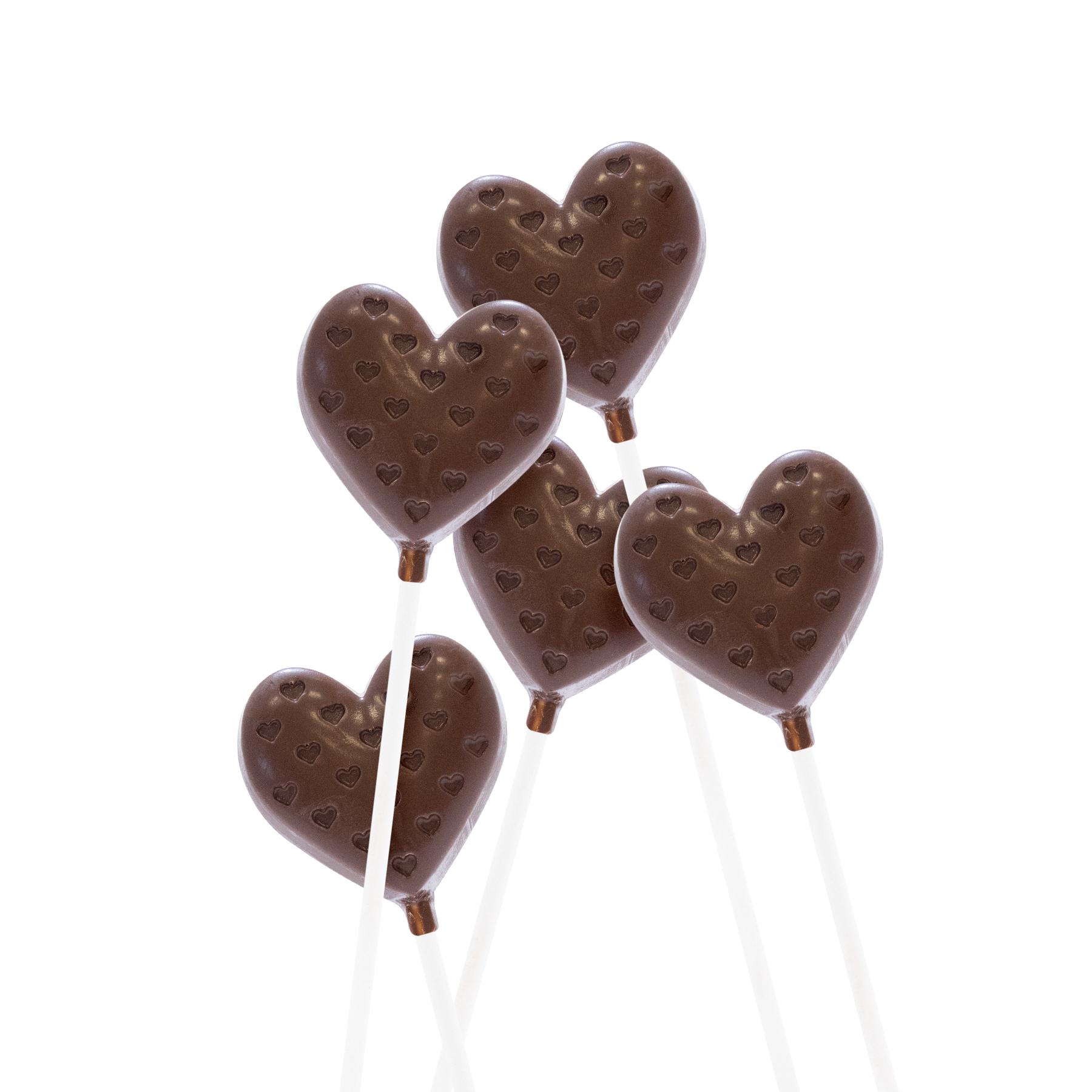 Heart Lollipop Singles