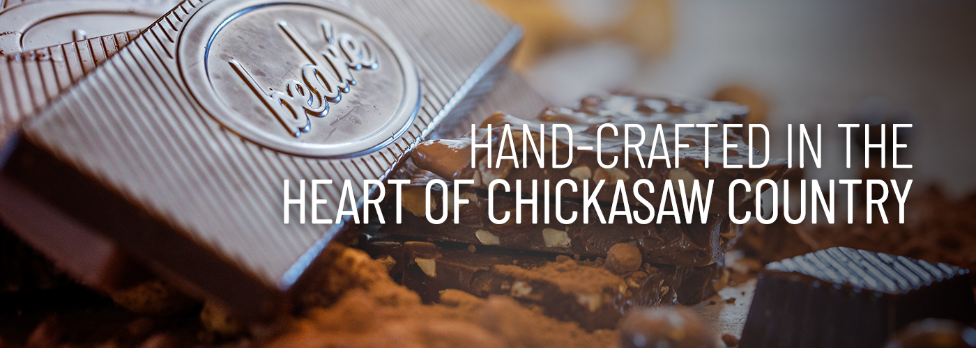 handcrafted chocolate in oklahoma