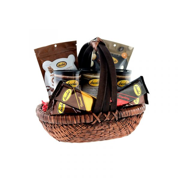 Small Chocolate Gift Basket
